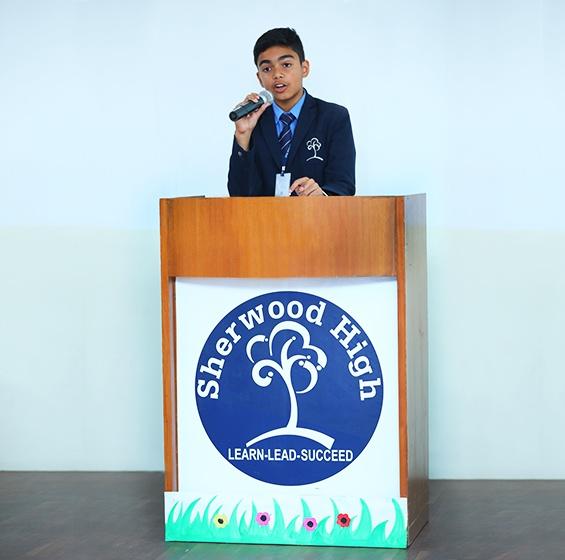 Sherwood High Student Council
