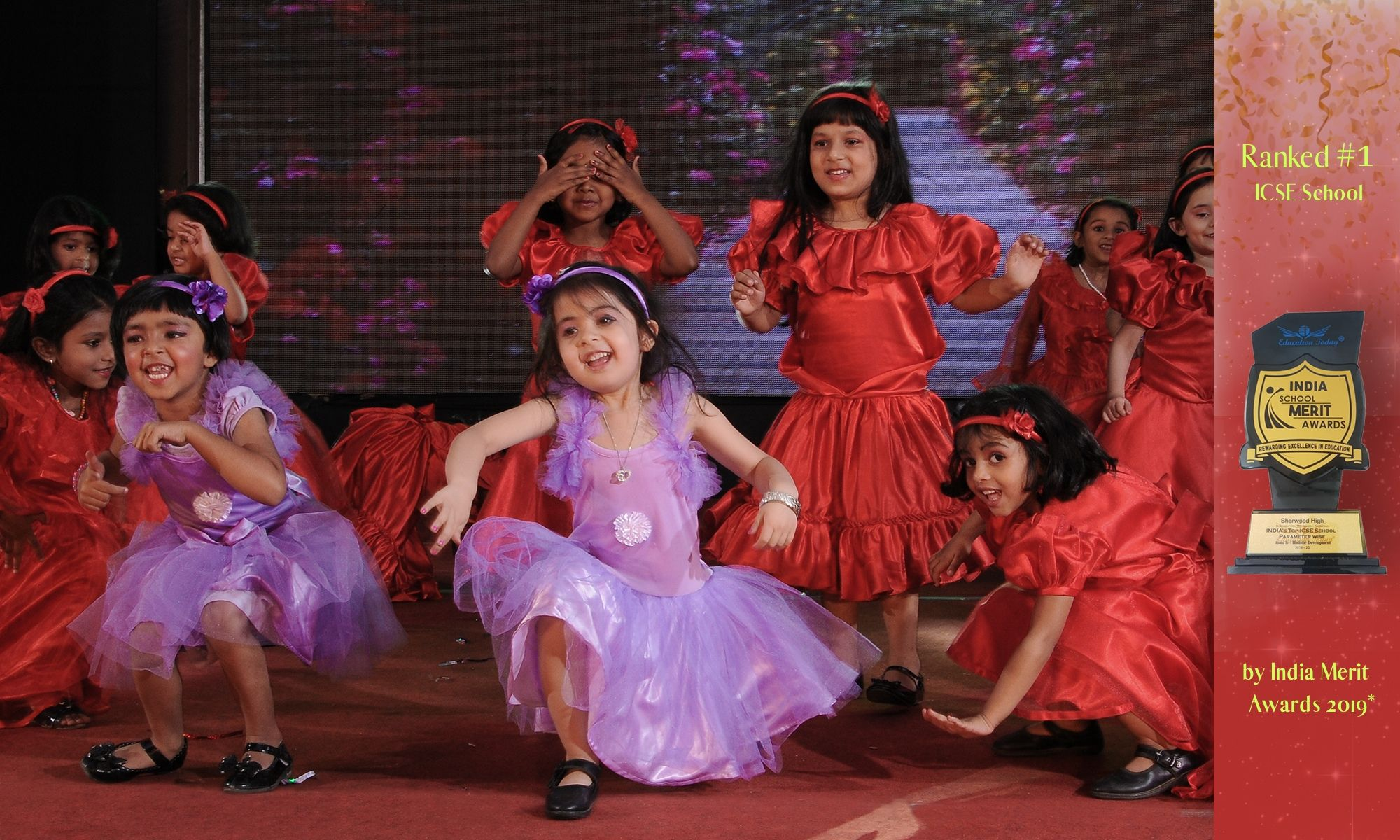 Sherwood High Cultural Dance