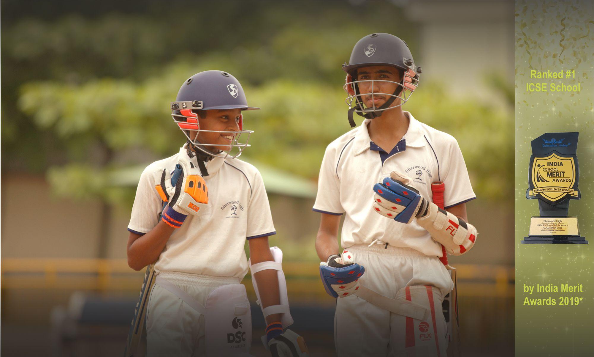 Sherwood High Cricket Team