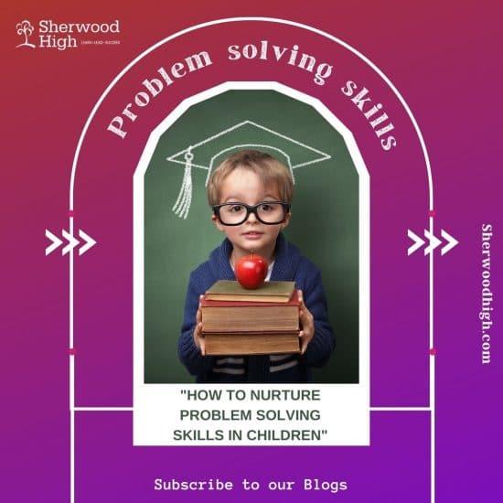 Problem Solving Skills In Children