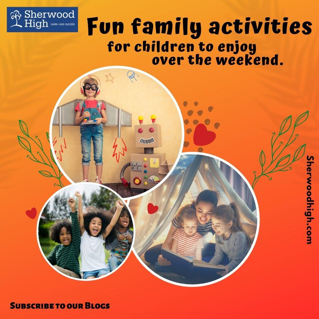 Fun Activities to enjoy over the weekend