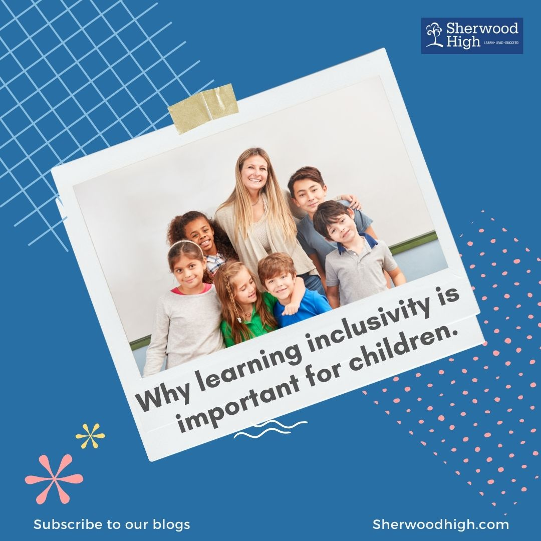Featured Blog for Sherwood High - Best School in Bannerghatta Road