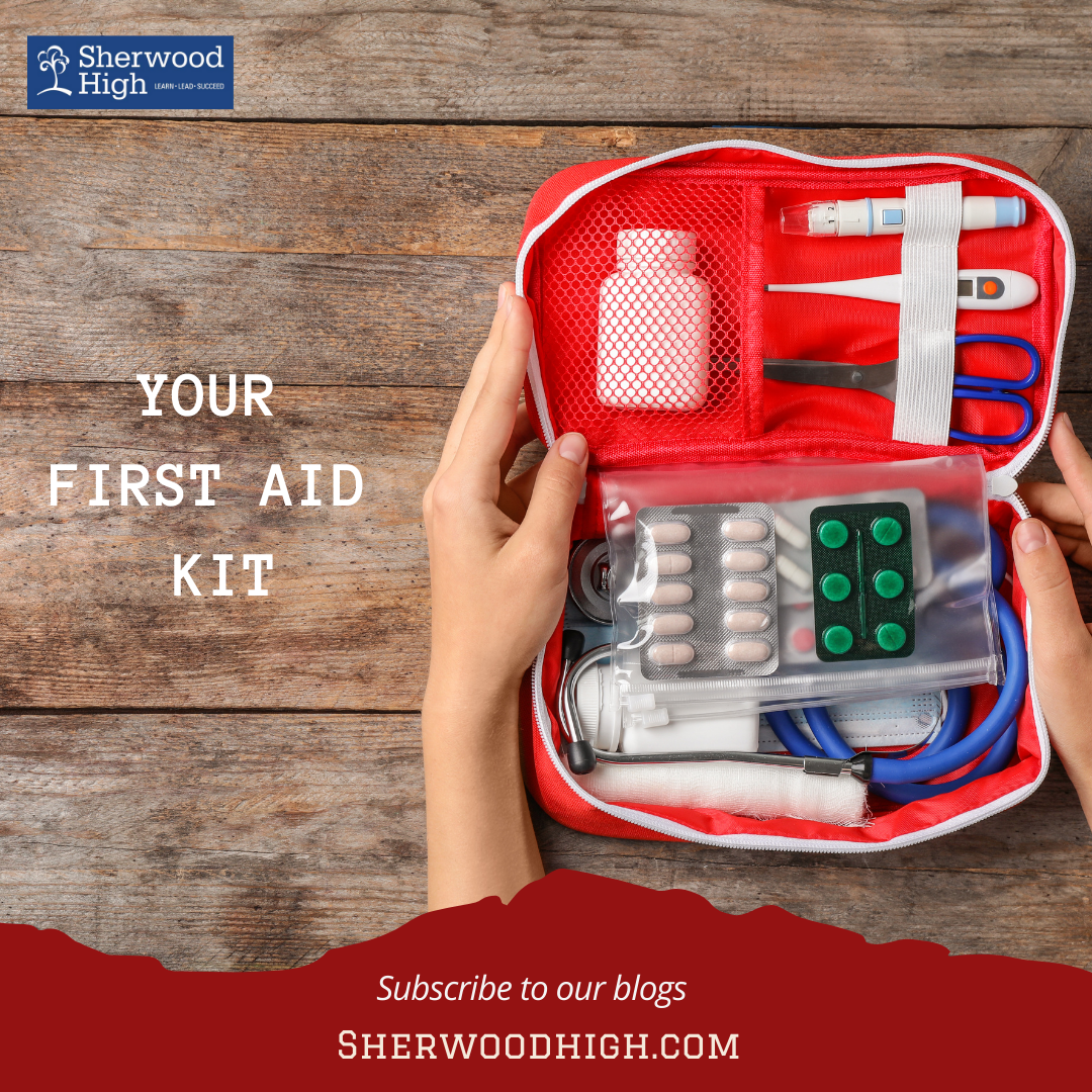 Blog on survival - First Aid