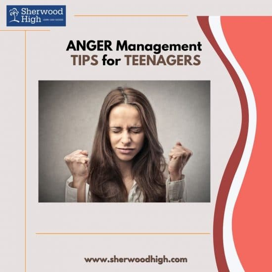 Main Image - Anger Management Blog By Sherwood High